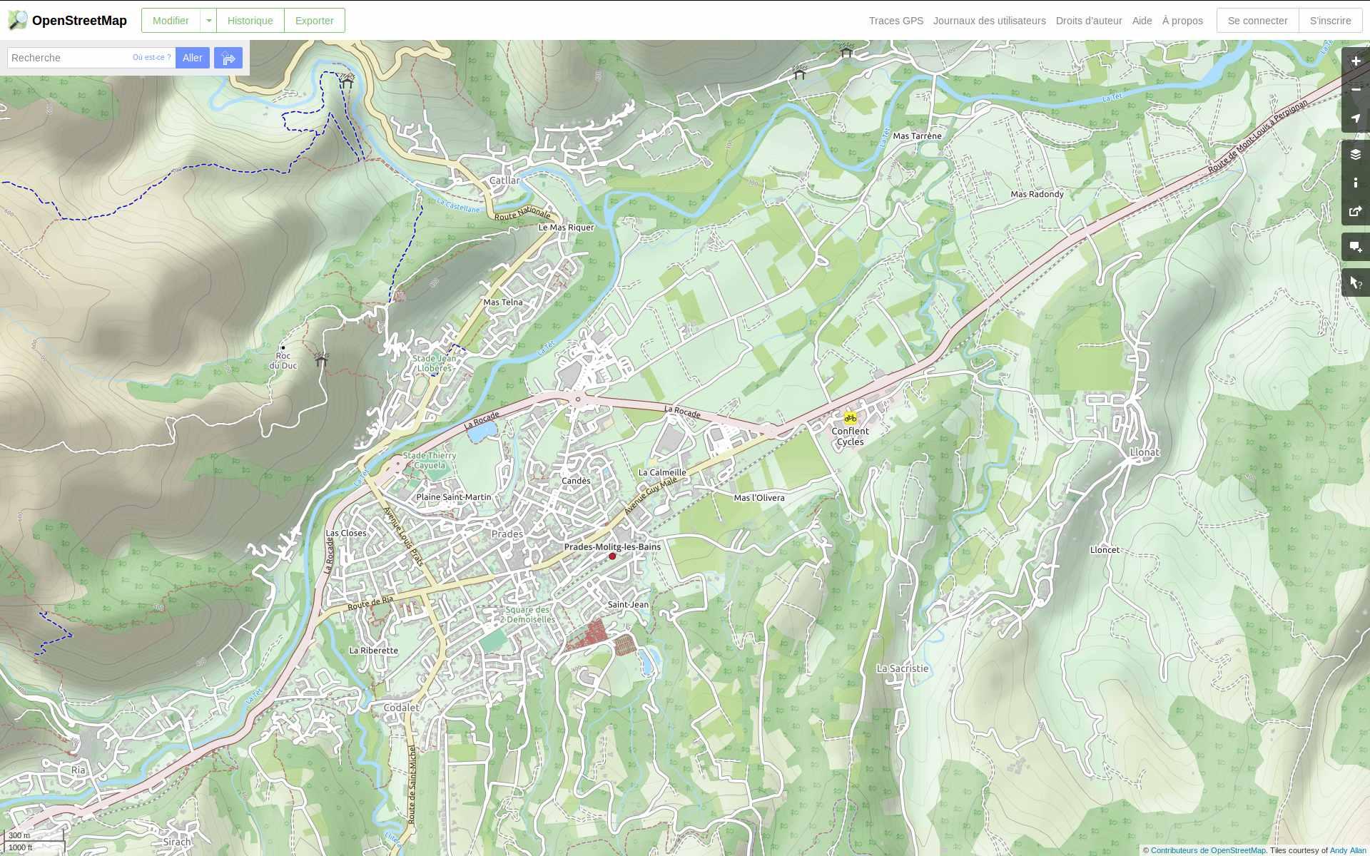 diagnostic immobilier prades 66500 PDE Prades vente location