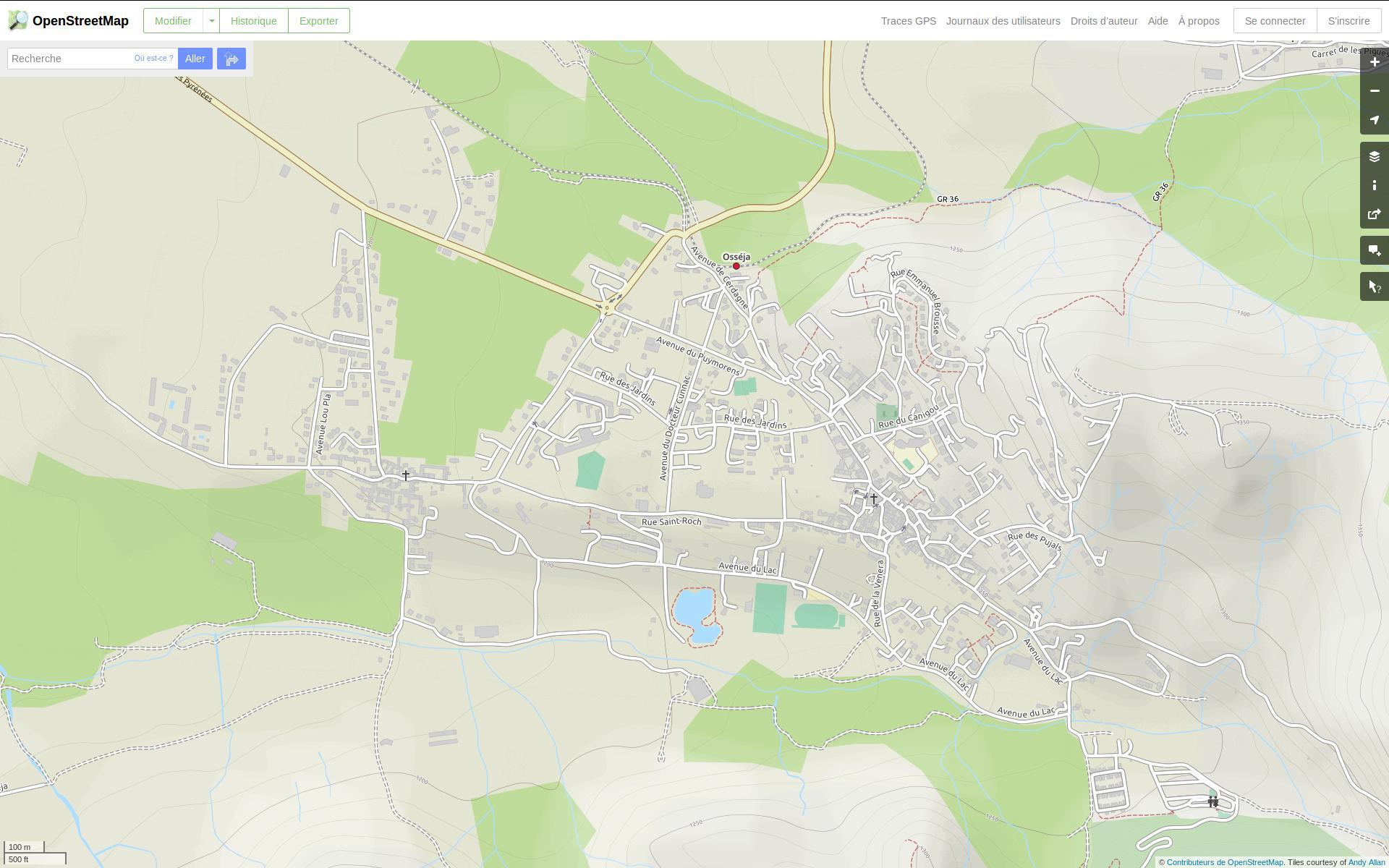 diagnostic immobilier Osséja 66340 DPE vente Osséja