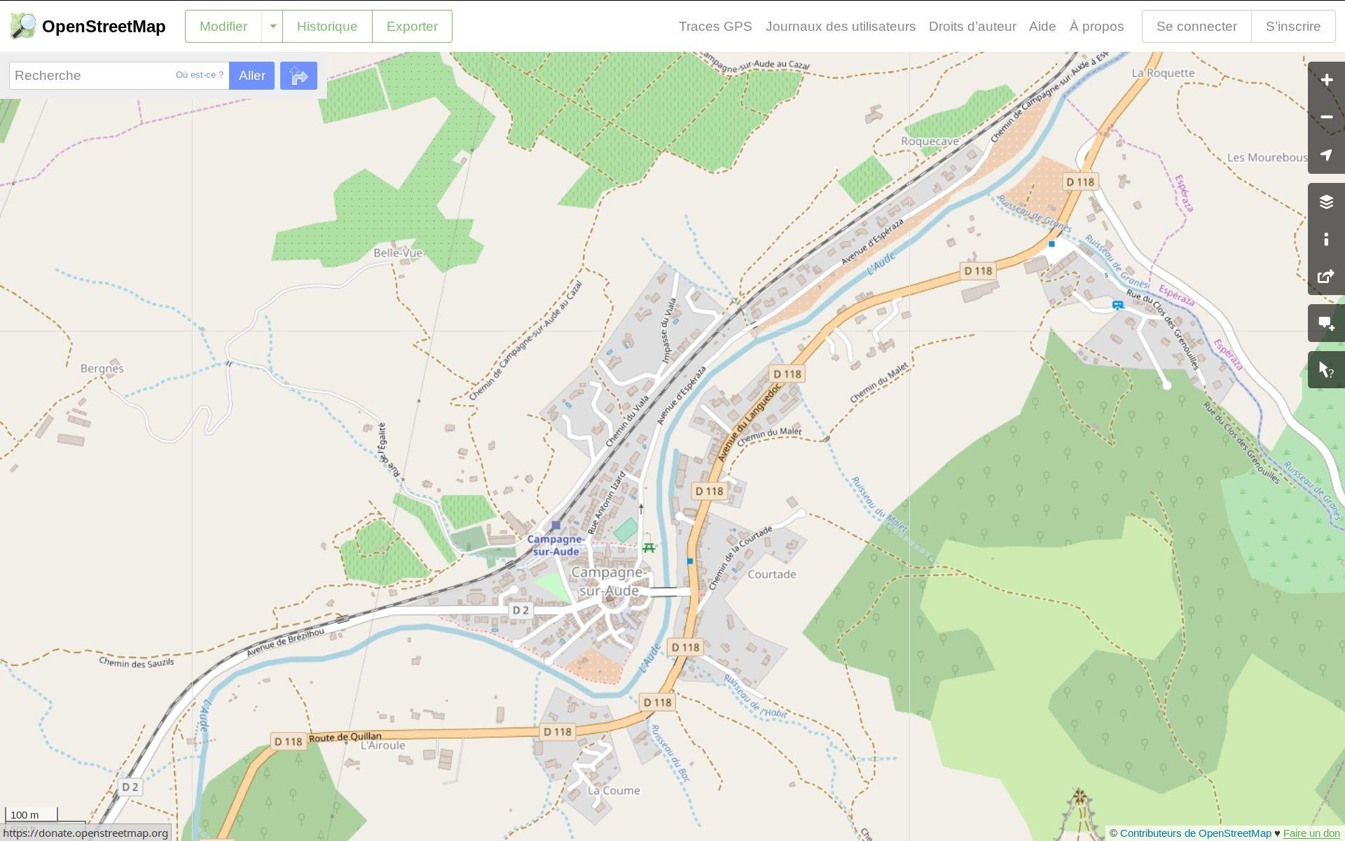 diagnostic immobilier Campagne sur Aude 11260 DPE vente Campagne