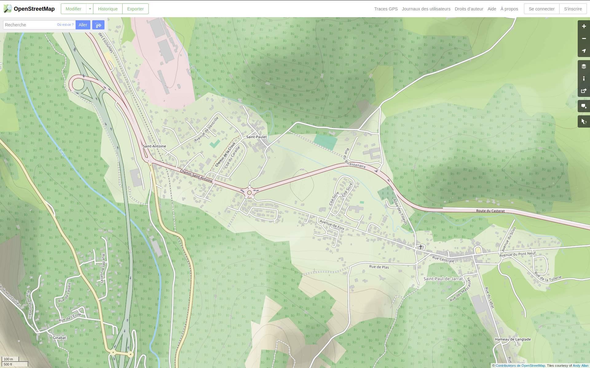 diagnostic immobilier St Paul de Jarrat 09000 DPE vente Foix 09000