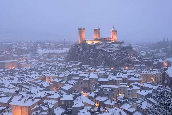 diagnostic immobilier Foix 09000 DPE vente Foix