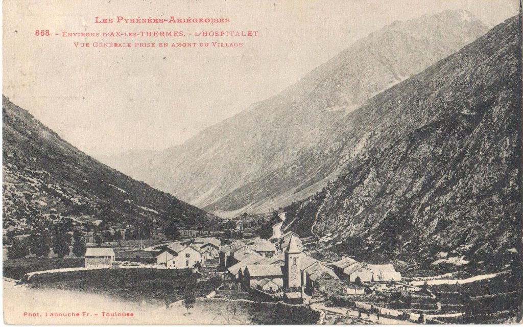 diagnostic immobilier l'Hospitalet près l'Andorre 09110 DPE Hospitalet